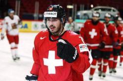 hockey joueur suisse